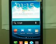 Samsung Galaxy S 3 : Un nouveau prototype ?