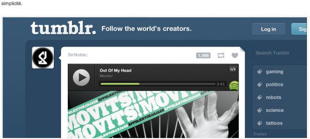 Spotify Play : Le lecteur de musique à integrer dans son site