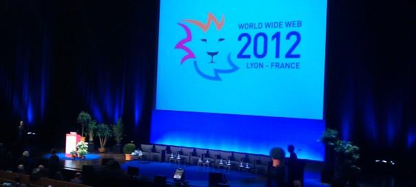 www12 : Retours sur la conférence mondiale du web