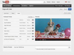 YouTube : Amélioration des possibilités autour de l'audio
