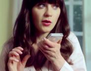 iPhone 4S : Deux nouvelles publicités avec Samuel L. Jackson et Zooey Deschanel
