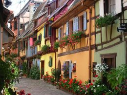 Maisons en Alsace