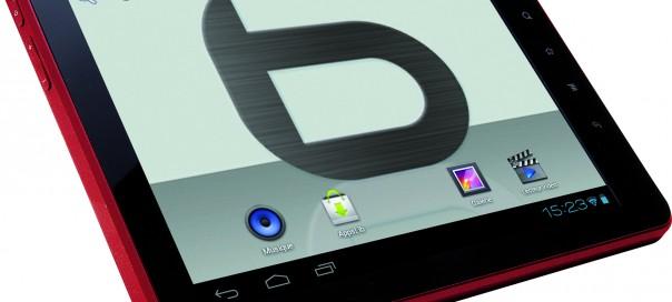 Boulanger Smart'TAB 8001 : Lancement de sa tablette tactile