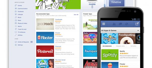 Facebook App Center : Applications gratuites et payantes