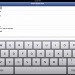 iPad : Facebook Messenger débarque