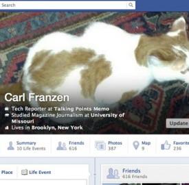 Facebook Journal : Un nouveau design en vue ?