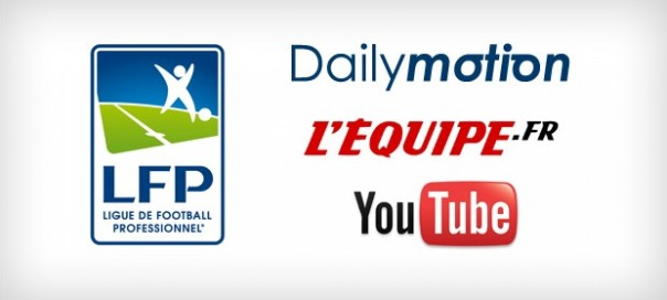 YouTube : La ligue 1 de football disponible bientôt en VOD