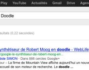 Google France : Rich snippets auteurs dans les pages de résultats