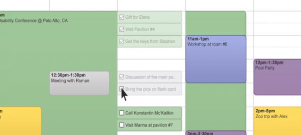 Google Agenda, Contacts et Maps : Un possible redesign à venir ?