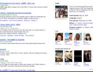Google : Résultats étendus, presque sémantiques
