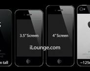 iPhone 5 : Ecran 4 pouces et nouveau connecteur