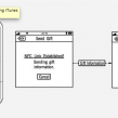 Brevet Apple : Un système de partage NFC pour iPhone