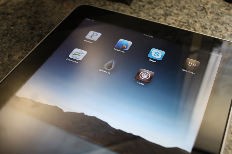 Jailbreak iPad