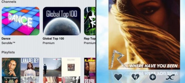 Sony Music Unlimited : Lancement sur iOS demain