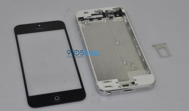 Schema technique nouvel iPhone