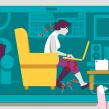 Ordinateurs : Ergonomie du poste de travail en vidéo