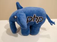 Logo PHP : Eléphant