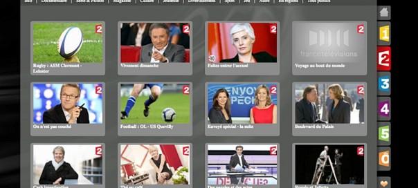 Pluzz : VOD en plus du rattrapage pour France Télévisions