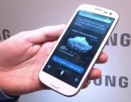 Samsung Galaxy S III : Sortie de la version française 4G pour novembre