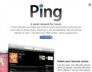 Apple : Abandon de Ping