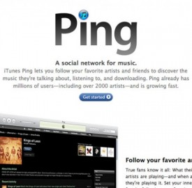 Apple : Abandon de Ping