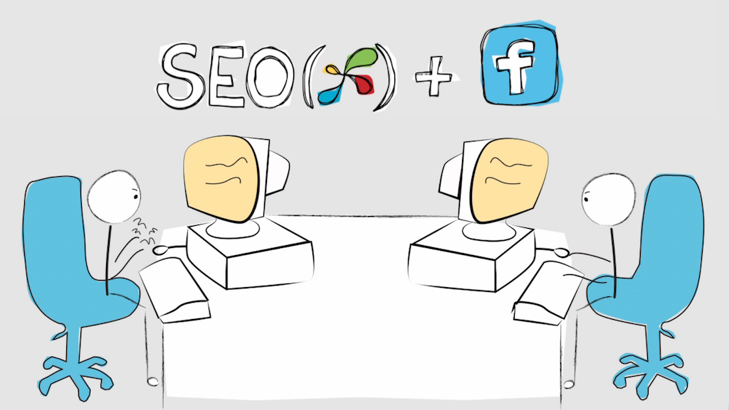 Facebook Pages : SEO
