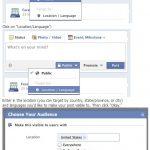 Facebook : Ciblage des posts sponsorisés
