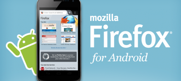 Firefox Android : Support des processeurs ARM