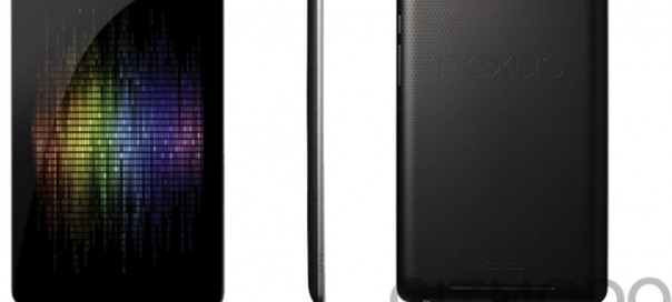 Google Nexus 7 : Prix et premières caractéristiques ?