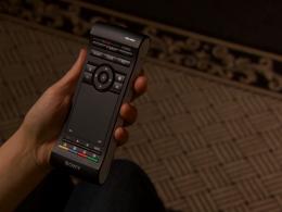 Google TV : Télécommande