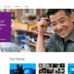 Microsoft : Sortie d'une version Metro de son site web corporate