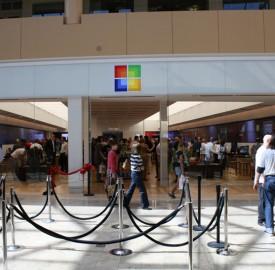 Microsoft Store : Ouverture d'un magasin à Londres en 2013 ?