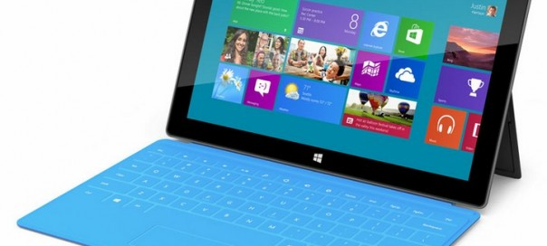 Microsoft Surface : Le test de la chute !