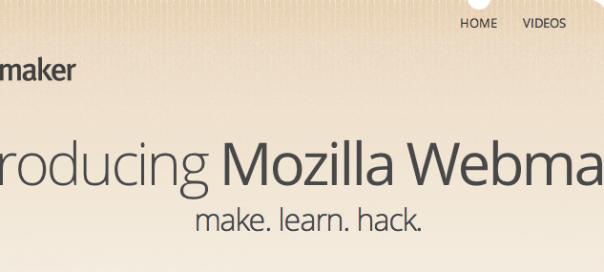 Mozilla WebMaker : Thimble, un éditeur HTML en ligne