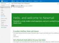 Newmail Hotmail Boite de réception