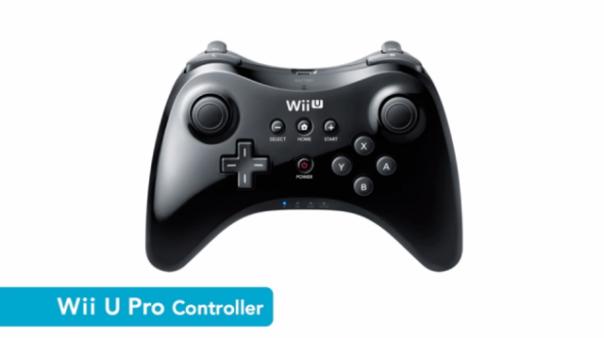 Nintendo Wii : Manette Pro