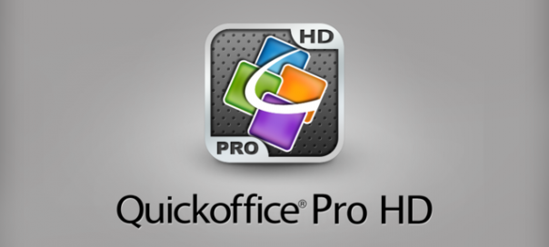 QuickOffice : Le Office pour iOS & Android made in Google