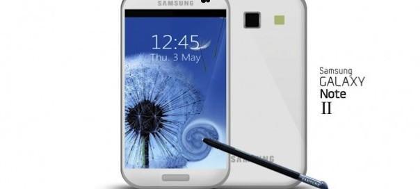 Galaxy Note 2 : Samsung en préparation de la nouvelle mouture