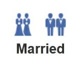 Facebook : Icone mariage GAY