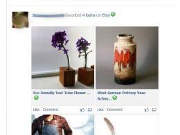 Facebook : Design Pinterest