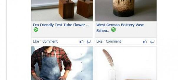 Facebook : Vers un affichage à la Pinterest ?