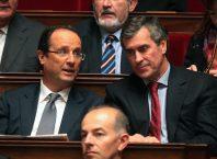 François Hollande & Jérôme Cahuzac