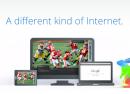 Google Fiber : Offre fibre optique à 1 Gbps pour le FAI