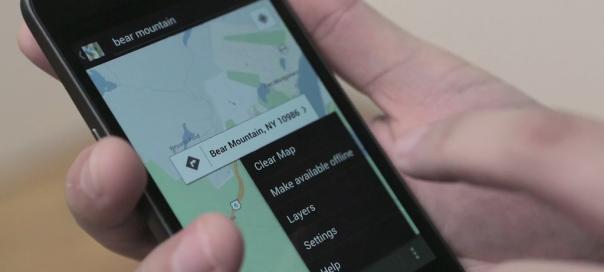 Google Maps iOS : 10 millions de téléchargement en 48 heures