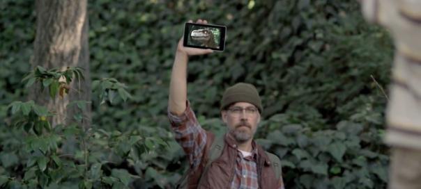 Google Nexus 7 : Spot publicitaire pour la tablette tactile
