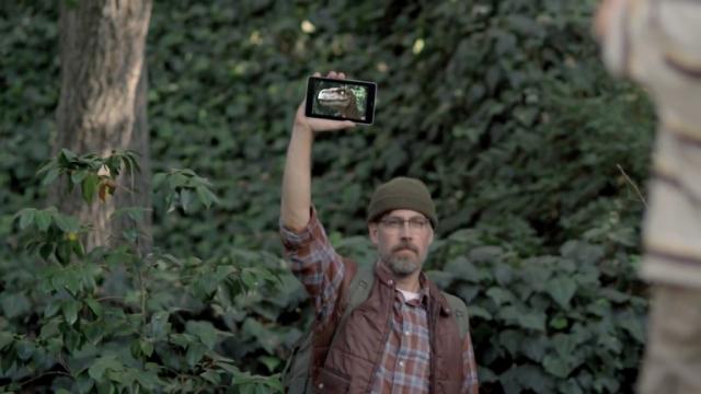 Google Nexus 7 : Spot publicitaire