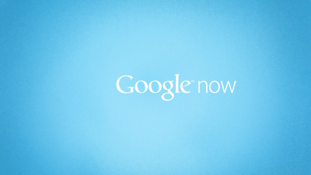 Logo Google Now