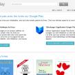 Google Play : Les livres électroniques débarquent en France