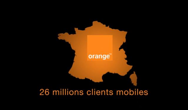 Orange : Mobile en France