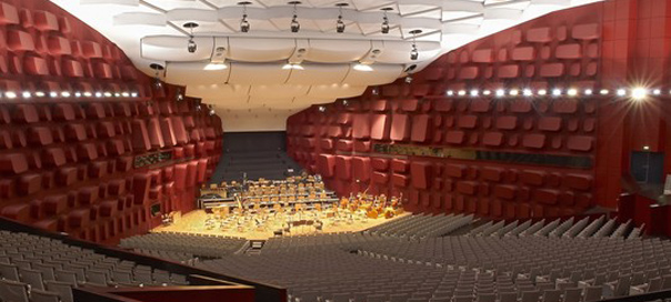 Palais de la musique et des congr s de strasbourg weblife for Salon de musique strasbourg